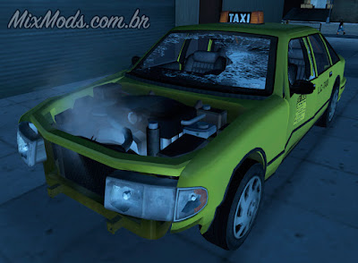 gta iii 3 mod hd vehicles tri-pack cars carros remaster taxi