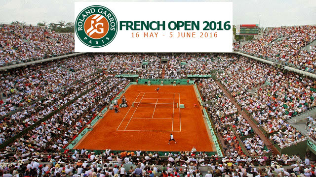 French Open 2016 Schedule of Play
