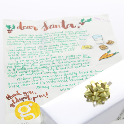 Winners to our Letters to Santa Giveaway + Holiday Hours