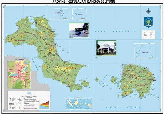 Daftar Wisata Di Kepulauan Bangka Belitung