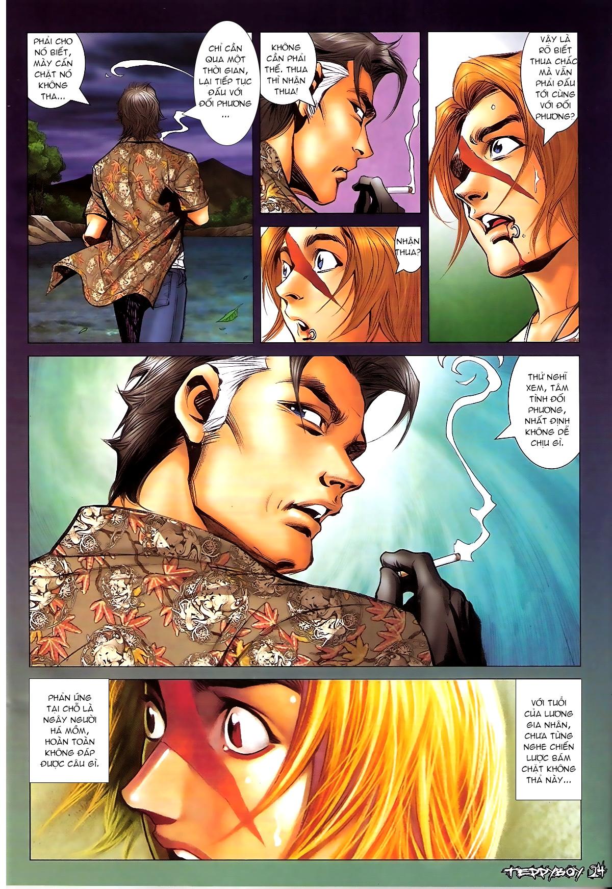 Người Trong Giang Hồ - Chapter 1336: Sát cánh cùng lên - Pic 21