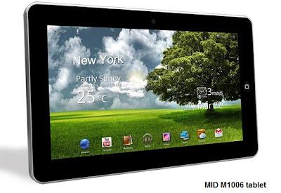 Kocaso M1050 tablet review