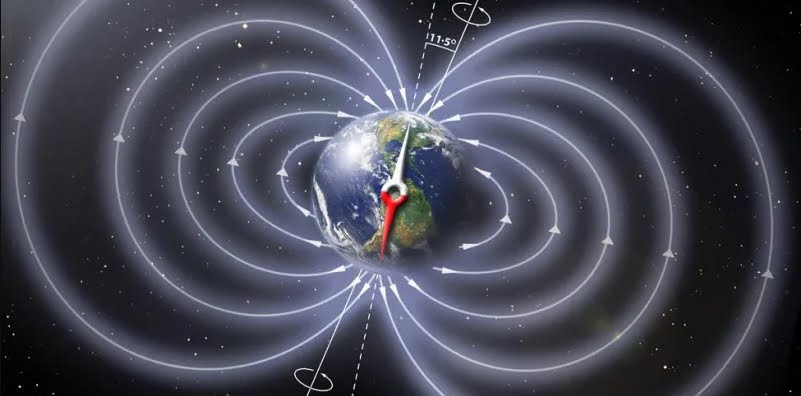 Polo magnetico della Terra in movimento? Perchè l'inversione dei poli magnetici?