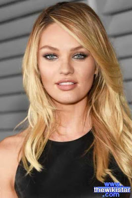 The life story of Candice Swanepoel, casual South African costumes.