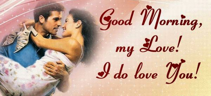 Good Morning Sms Message To My Love