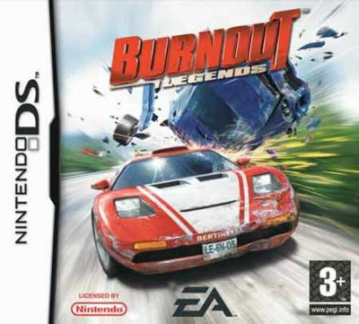 descargar Burnout Legends para nintendo ds gratis por mega y mediafire
