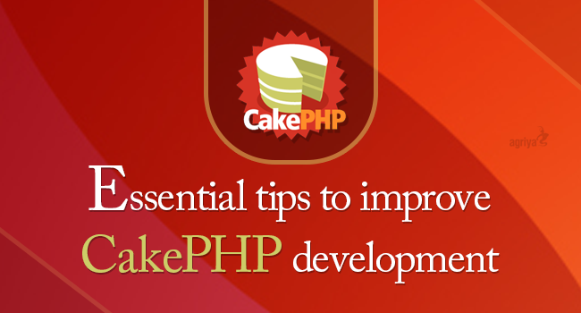 tips to improve cakephp development