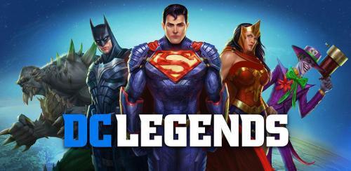 DC Legends: Briga por Justiça v1.22.4 Apk Mod