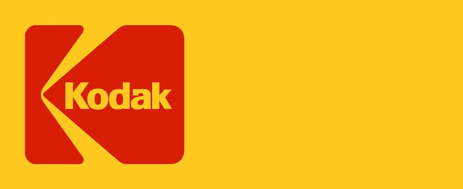 History of All Logos: All Kodak Logos