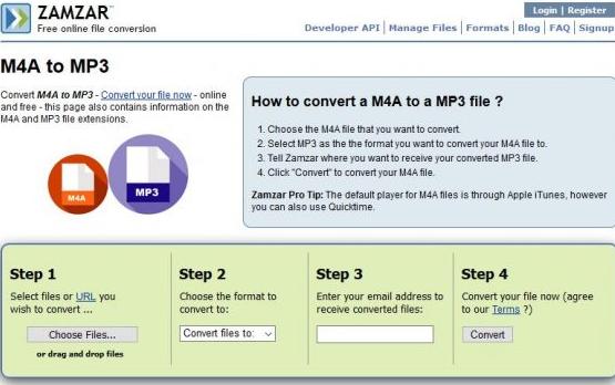 Cara Mengkonversi M4A ke MP3 5