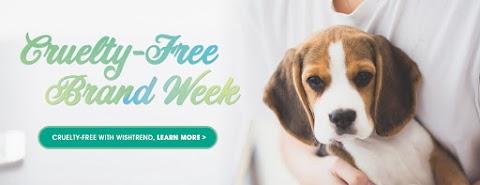 Wishtrend Cruelty-Free Brand Week Promotion*