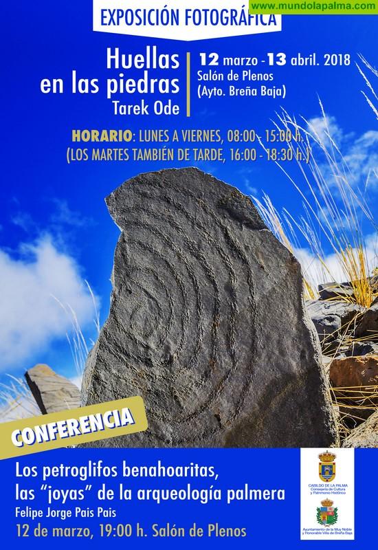 """FIESTA DE SAN JOSÉ: Exposición """"Huellas en las Piedras"""" + conferencia """"Los petroglifos benahoaritas: las joyas de la arqueología palmera"""""""