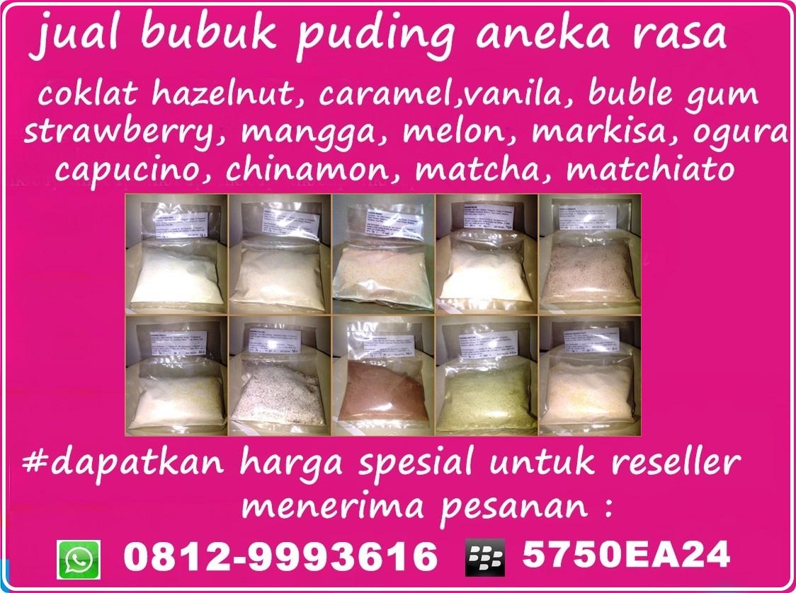 distributor bubuk puding