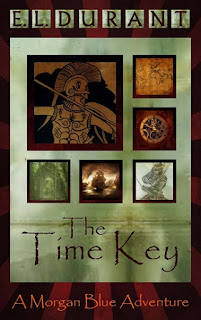 the time key, time key book, time key novel, el durant novel, e.l. durant author
