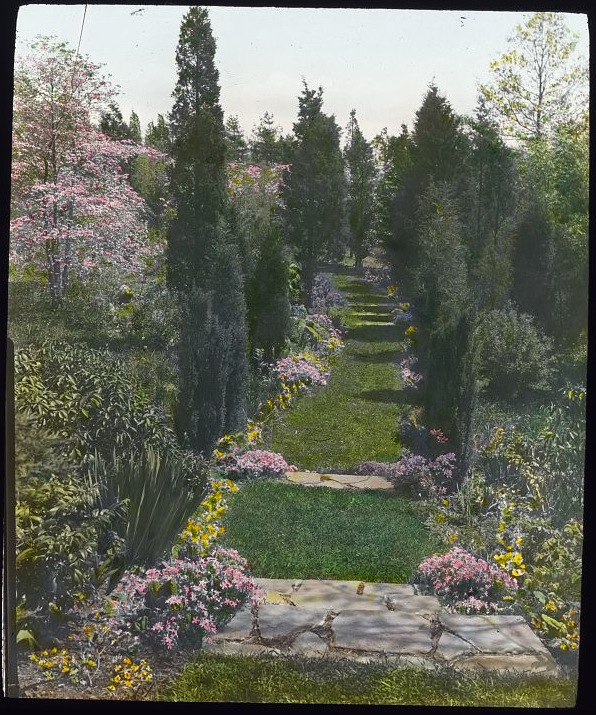 Old Westbury Gardens Plan: Old Long Island: The Gardens Of 'Old Acres