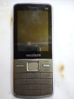 Western D5 MT6261 Firmware ( 4 sim mobile ) 100% Working