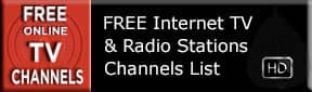 FREE Internet TV Channels