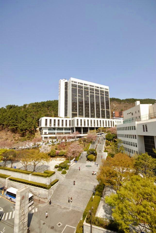 Trường đại học Dong A Hàn Quốc