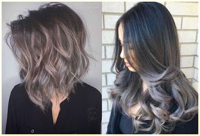 Smokey Ombre Hair Color - Four Best Hair Color Ideas for 2017