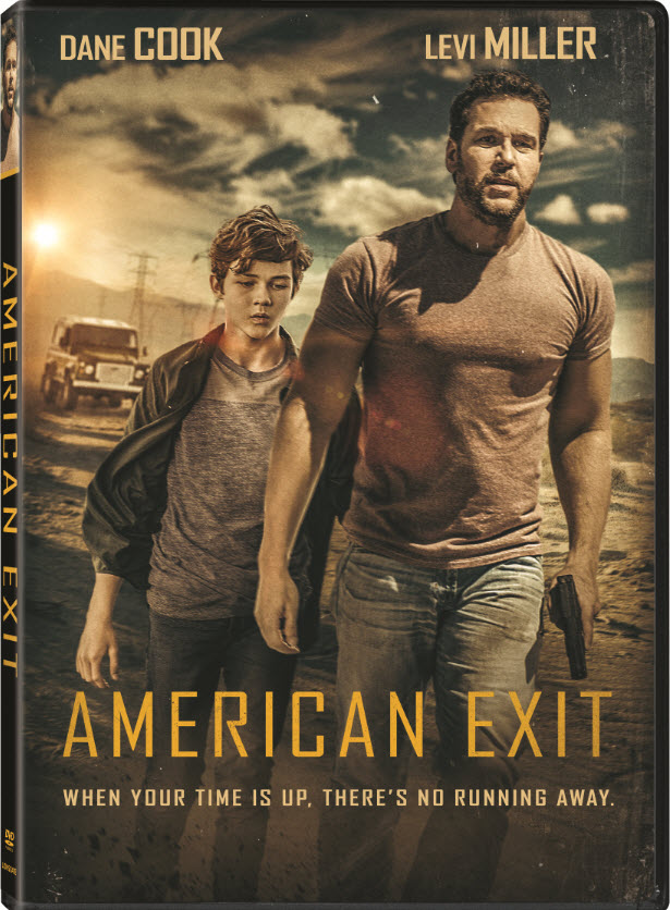 Film Intuition Review Database Dvd Review American Exit