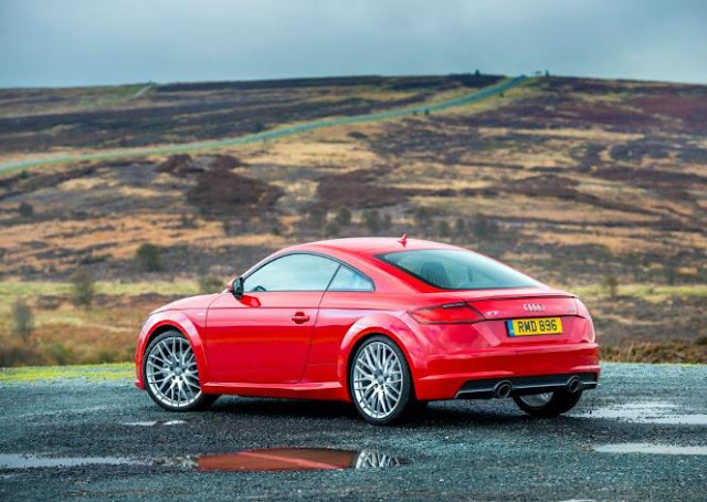 2016 latest review Audi TT coupe
