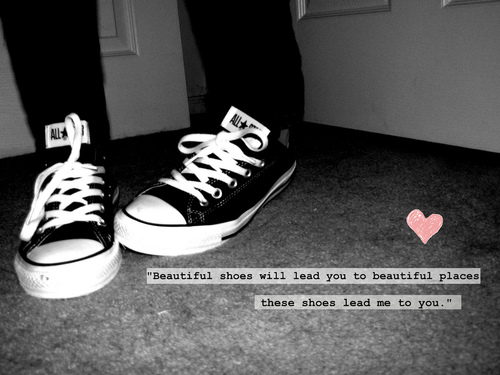 heels and sneakers quotes - photo #16