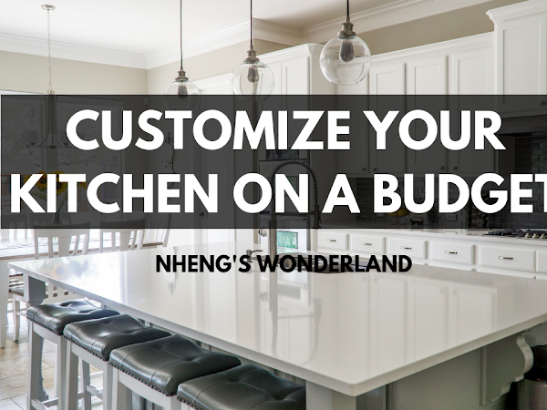 Customize Your Kitchen on a Budget