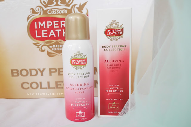Imperial Leather Body Perfume Alluring