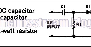 Digital Rf Probe for Vom Circuit Diagram