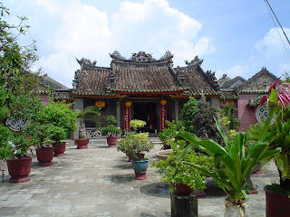 Pagode in Hoi An, Vietnam
