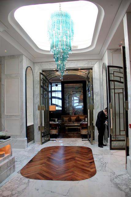澳門 美食 麗思會所 The Ritz-Carlton Club