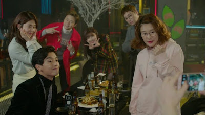 Pelakon Utama Drama Korea Introverted Boss / My Shy Boss, Shooting Di Malaysia,