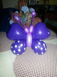 Balon Karakter Butterfly Kupu-kupu Cantik 2001614