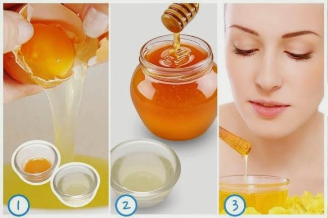 Mặt nạ trứng và mật ong giúp bảo vệ da hiệu quả