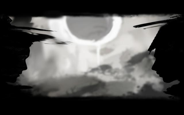 Steam Siyah Karanlik Arkaplan Resimleri 17