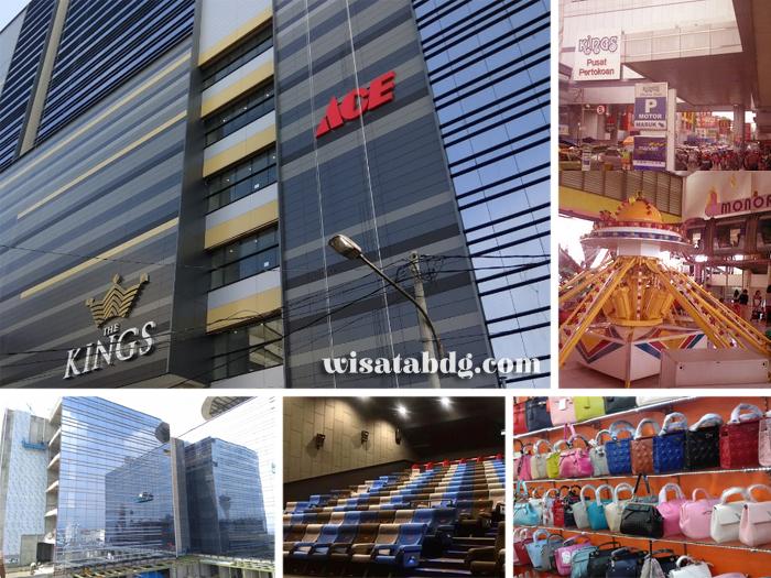 King S Shopping Centre Pusat Perbelanjaan Legendaris Di Bandung