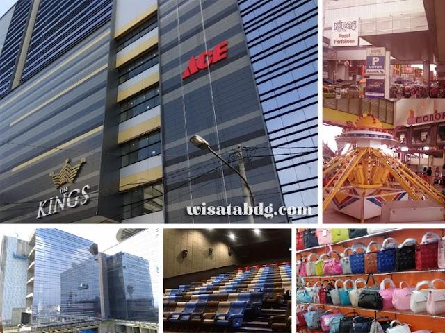 King's Shopping Centre, Pusat Perbelanjaan Legendaris di Bandung