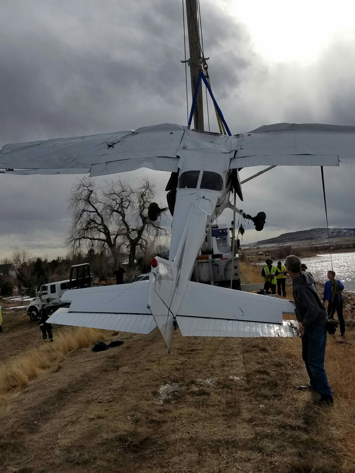 Kathryn's Report: Cessna 172S Skyhawk, owned by McAir