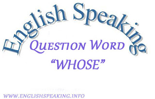 "How to use  ""whose"" In English"