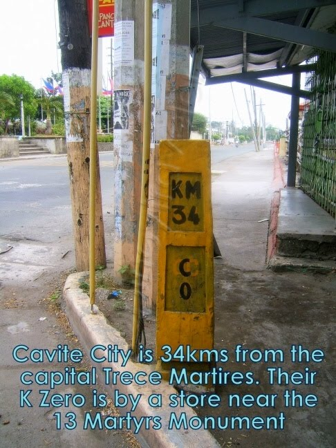 Deciphering The Kilometer Marker ~ Philippine Travel Notes