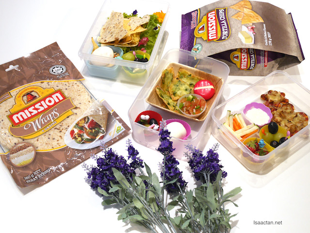 Mission Foods Back To School Bento Workshop