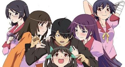 Phim Bakemonogatari