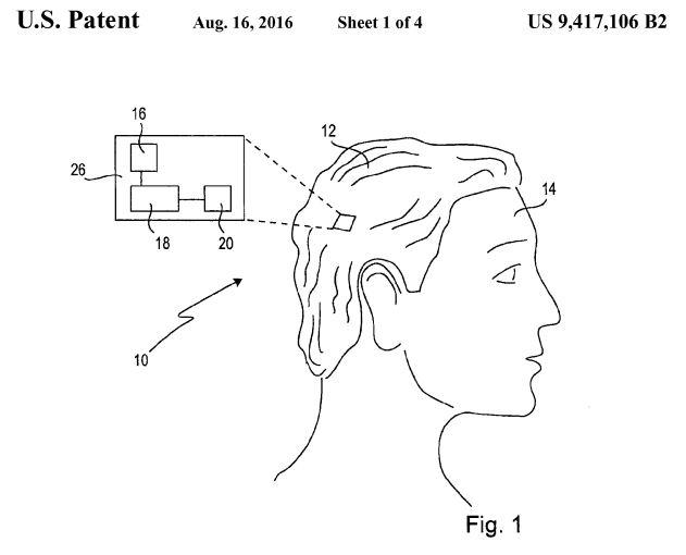 U.S. Patent 9,417,2016 Figure 1