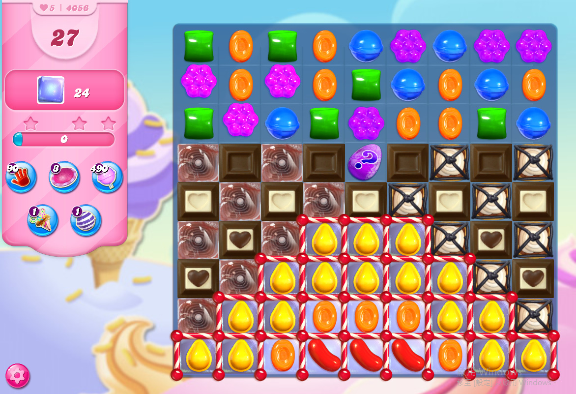 Candy Crush Saga level 4056