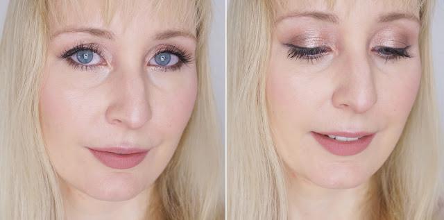 Charlotte Tilbury - Lip Cheat (Pillow Talk) Look, Make-up, Blonde, Doris Weber