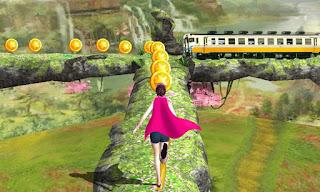 Subway Run Princess MOD Apk (Free Unlock Codes) Terbaru 2016 3