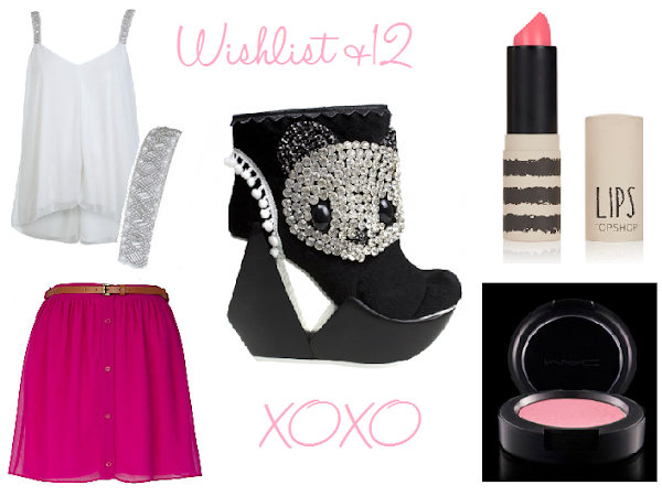 Wishlist #12