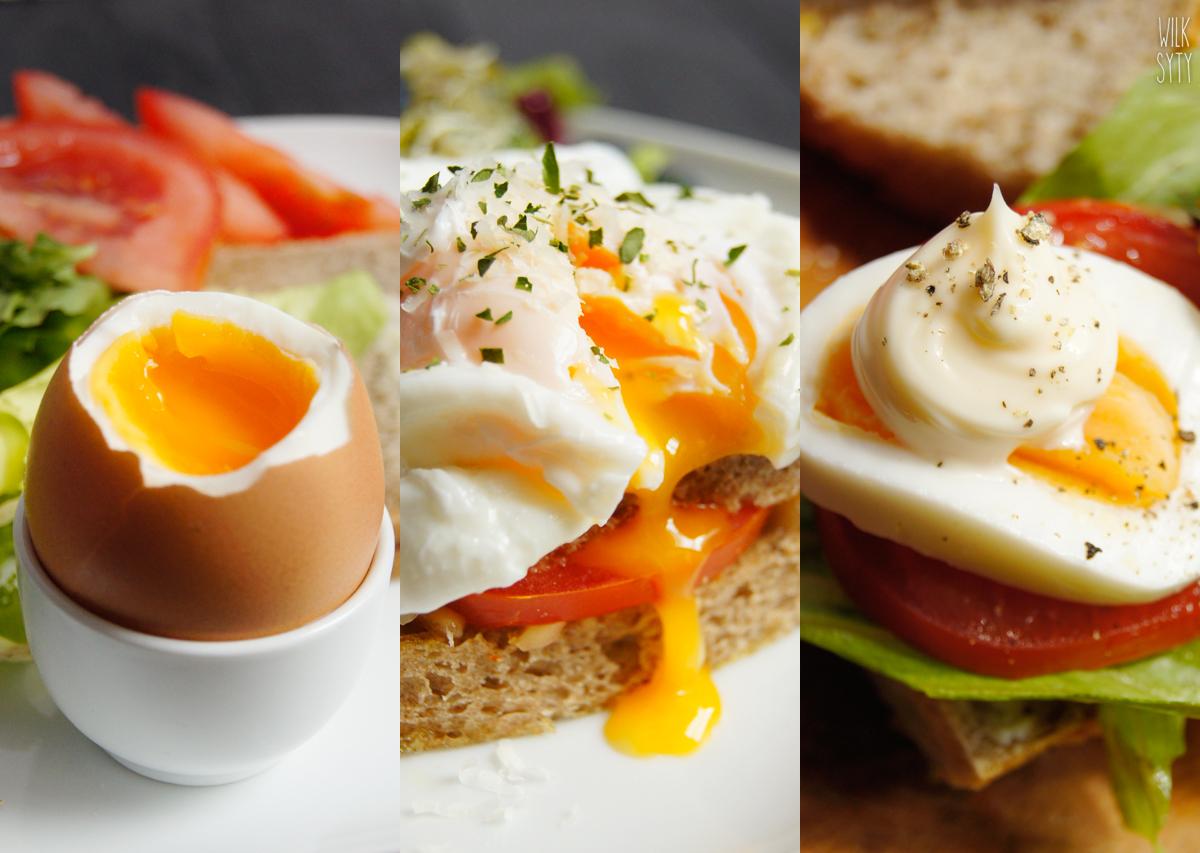 sposoby gotowania jajek,