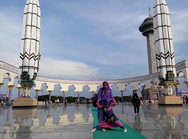 3 Masjid Terkenal di Jawa Tengah