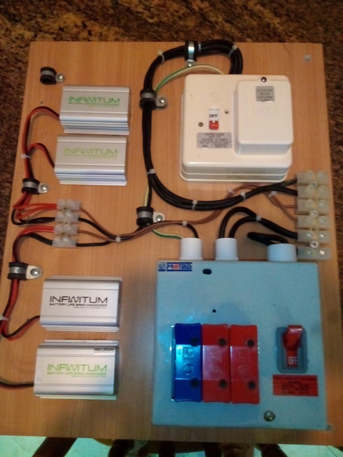 Battery Desulfators Brian Ellul Blog Requirement For The Proposed Desulfator With Charger Circuit Have Been Installed Just Against Outside Of Box